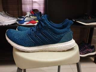 Adidas ultraboost parley size 43.dijamin original