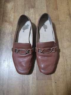 Loafers brown color PRETTYFIT