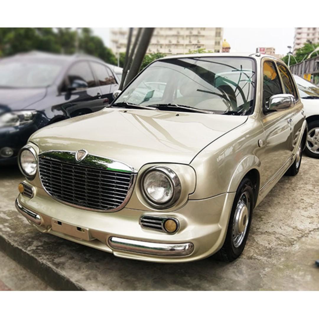 2003年Nissan verita 1.3 金  『阿賢精選車坊』賞車專線:0908169110
