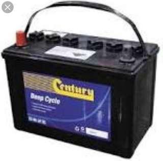 Bateri Buruk