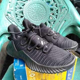 Adidas Alphabounce Trainer Black