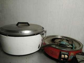 Mgas Rice cooker