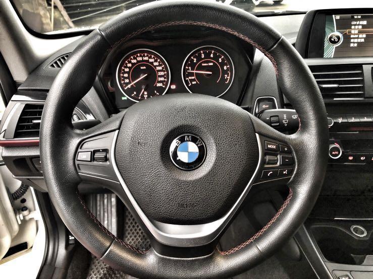 2013 BMW 116i (改二系列頭款)