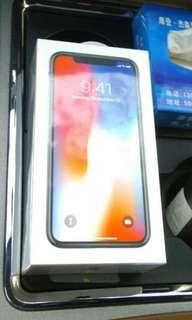 iPhone X selling cheap 256gb