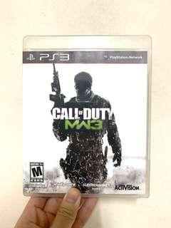 🚚 PS3 Call of Duty MW3