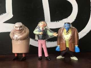 🚚 1993年 vintage 早期 阿達一族 Addams Family 糖果公仔 老玩具 美式玩具 擺件