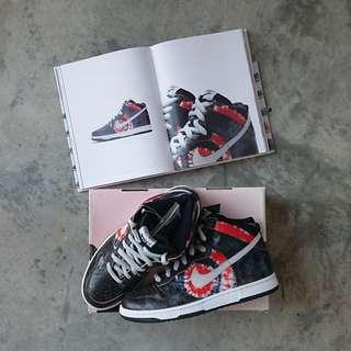 2895045d6ff4 Nike Dunk SB High