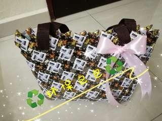 ♻️环保包包♻️handmede diy bag*