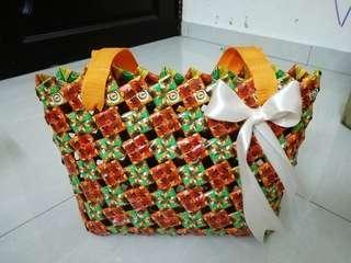 ♻️环保包包 handmade diy bag