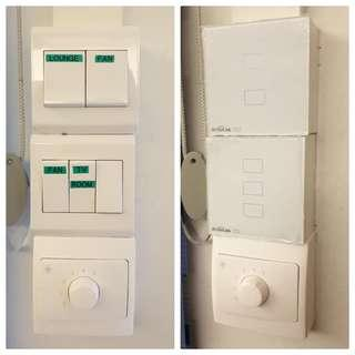 🚚 Smart switches for home automation
