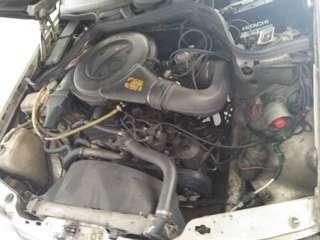 W123 200 Engine & Auto Gearbox