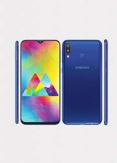 Kredit Samsung Galaxy M20 3/32GB Bunga 0%