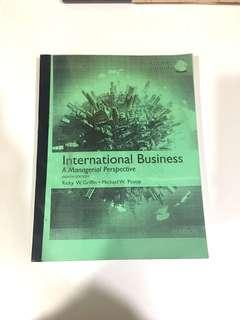 International Business Textbook (Photocopy Version)