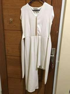 Jamsuit putih