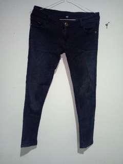 Premium Black Jeans by Zara