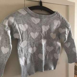 🚚 Fox Kids - Girl's Pullover / Sweater /Cardigan