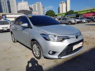 2018 Toyota Vios 1.3E (Process Bank Financing)