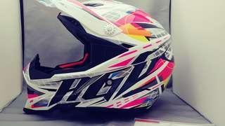 全新有盒 agv helmet 越野 電單車 頭盔 大碼