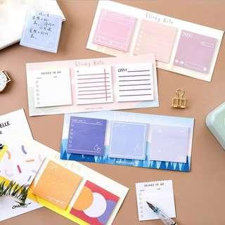 🚚 [PO] Colourful sticky note set