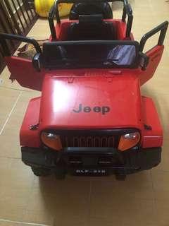 Jeep Remote Control