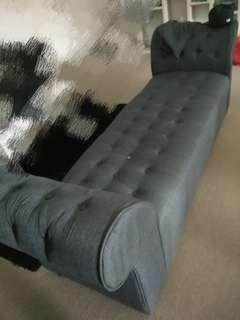 Arm chair (custom made)
