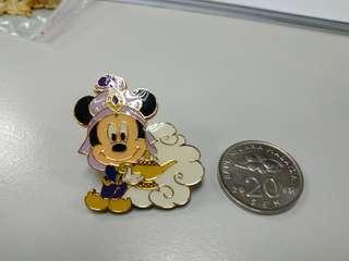 Mickey Mouse Disney Pin Badge
