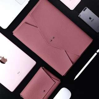 🚚 [PO] Leather MacBook Case