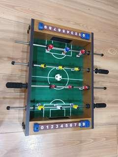 Mini soccer table game for kid