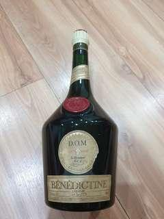 Benedictine D.O.M wine 1.L