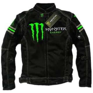 MONSTER ENERGY Racing Safety Riding Jacket (Pre-Order)
