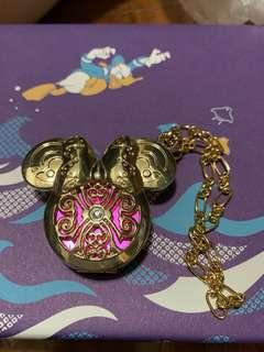 Tokyo Disneyland 東京迪士尼 米妮鎖鑰扣 Minnie