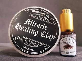Miracle healling clay