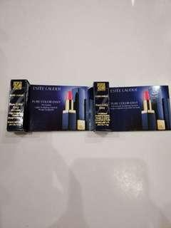New Estee Lauder Pure Color Envy Hi-Lustre Light Sculpting Lipstick or Oil-Infused Sculpting Lipstick
