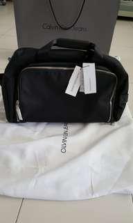 Authentic Calvin Klein Duffel Bag