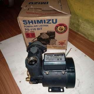 Mesin pompa air shimizu
