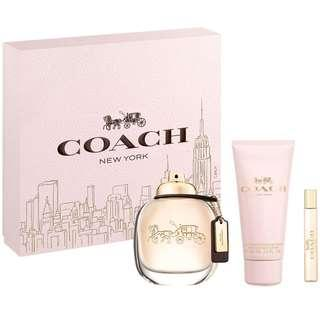 Coach Woman Perfume Gift Set