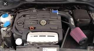 Scirocco cts air intake