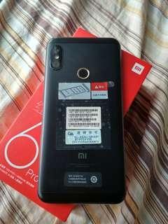 Resmi 6 Pro Snapdragon 64gb/4gb