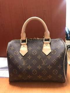 Tas Louis Vuitton Speedy Monogram 25cm