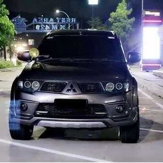 Pajero sport limited exceed 2013