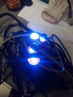 Foot Lamp Sette Luminas/Lampu Kaki