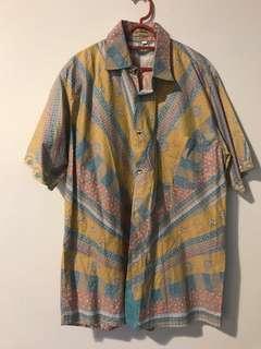 Kemeja Batik indonesia