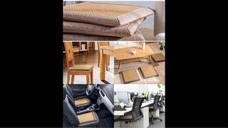 🚚 Seat cushion-Bamboo