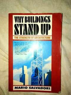 [Architecture] WHY BUILDINGS STAND UP: THR STRENGTH OF ARCHITECTURE by Mario Salvadori
