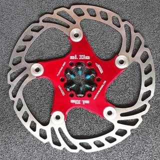 Brand new 180mm mi.xim Floating Disc Rotor