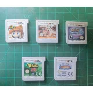 Nintendo Handheld Games