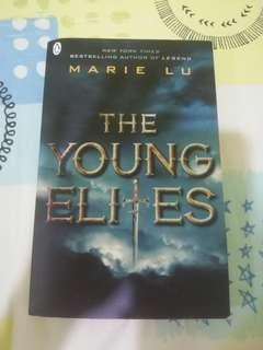 The Young Elites novel (Marie Lu)