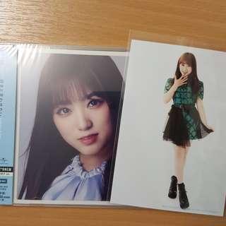 🚚 WTS IZ*ONE Nako Cd + Photo