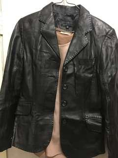 Marc Jacobs - Leather Jacket (95% new)