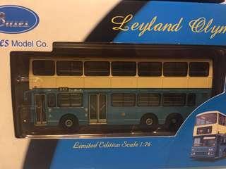 中巴 Leyland Olympian 11m LM9